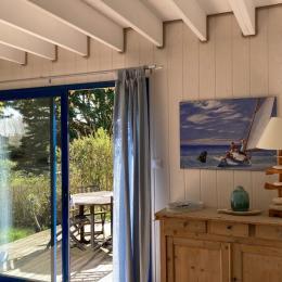 le coin repas - Location de vacances - Saint-Briac-sur-Mer