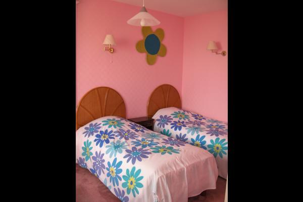 Chambre côté mer - Location de vacances - Cancale