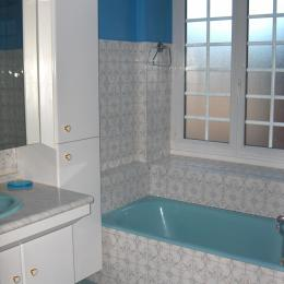 Salle de bain - Location de vacances - Cancale
