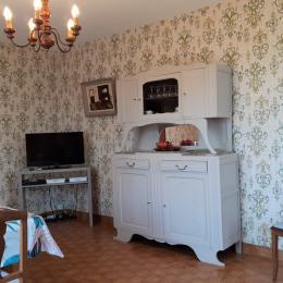 La salle à manger - salon - Location de vacances - Cancale