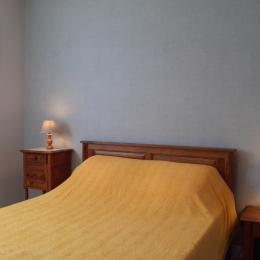 L'entrée et couloir principal - Location de vacances - Cancale