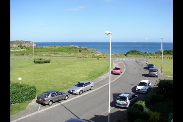 La vue depuis l'appartement - Location de vacances - Saint-Malo