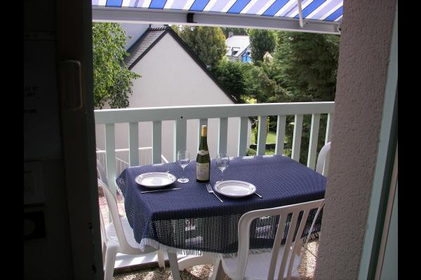 La petite terrasse - Location de vacances - Saint-Malo