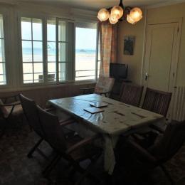La chambre exposée ouest vers l'Intra-Muros - Location de vacances - Saint-Malo