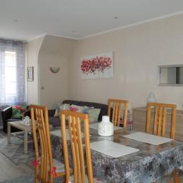 Salon/séjour - Location de vacances - Dinard
