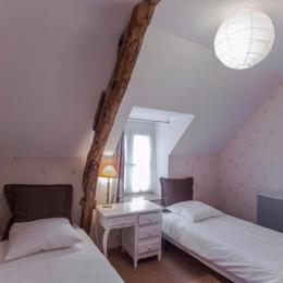 Chambre - Location de vacances - Miniac-Morvan