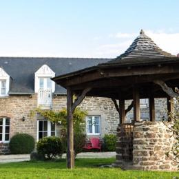 Gite Valet - Location de vacances - Miniac-Morvan