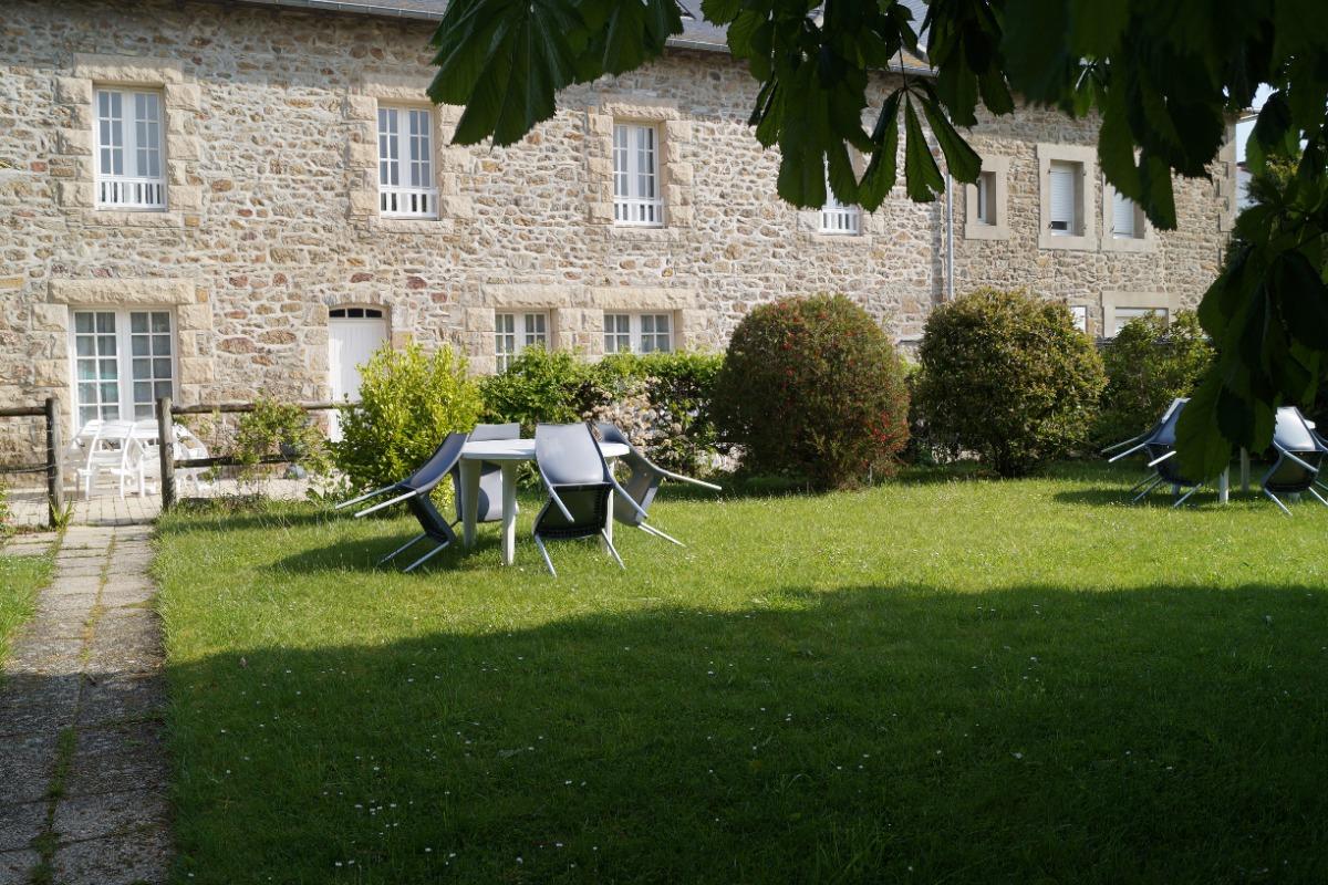 Jardin et Terrasse - Location de vacances - Saint-Malo