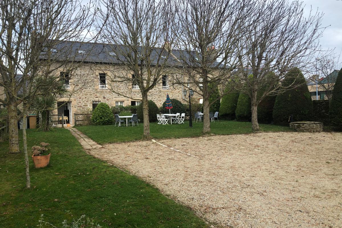jardin et parking - Location de vacances - Saint-Malo