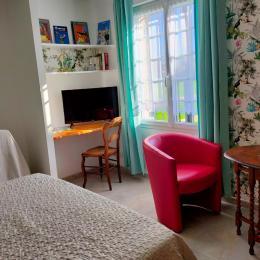 Agréable maison d'hôtes proposant 4 chambres d'hôtes dont une au RDC accessible PMR - Chambre d'hôtes - Hirel