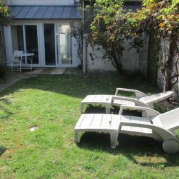 cour 2020 - Location de vacances - Saint-Malo