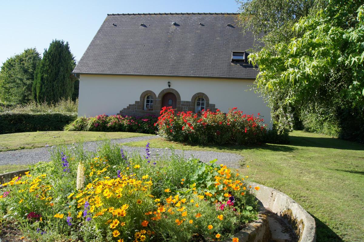 La maison d'hôtes - Chambre d'hôtes - Pleine-Fougères