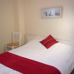 1ere chambre - Location de vacances - Cancale