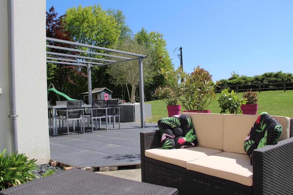 - Location de vacances - Saint-Brice-en-Coglès