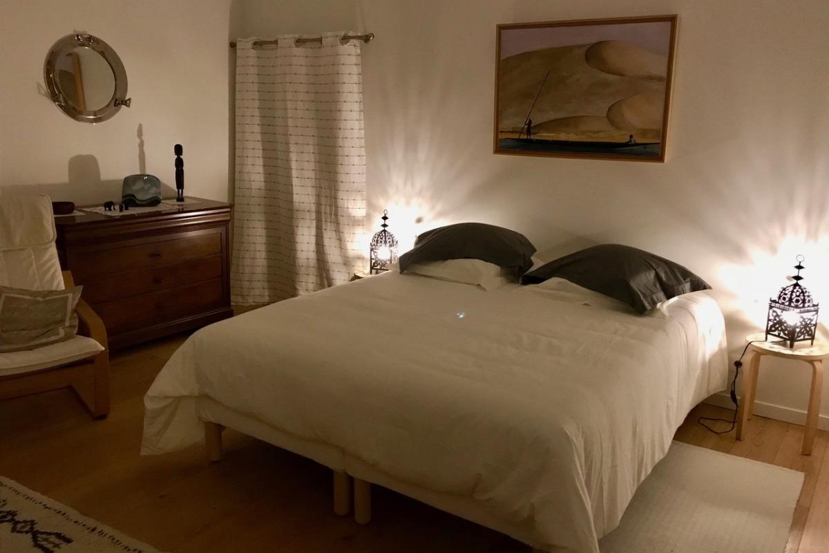 Chambre pour 2 ou 3 personnes - Chambre d'hôtes - Cardroc