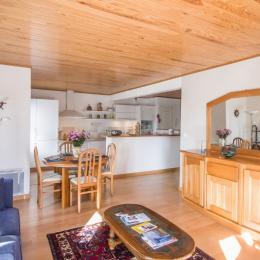 cuisine - entrée - Location de vacances - Dinard
