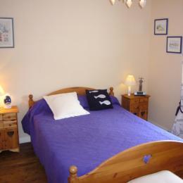 1ère chambre - Location de vacances - Saint-Malo