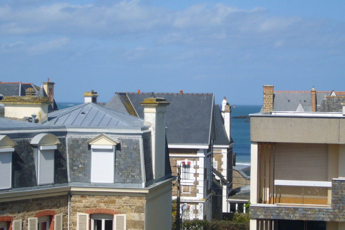 La loggia - Location de vacances - Saint-Malo