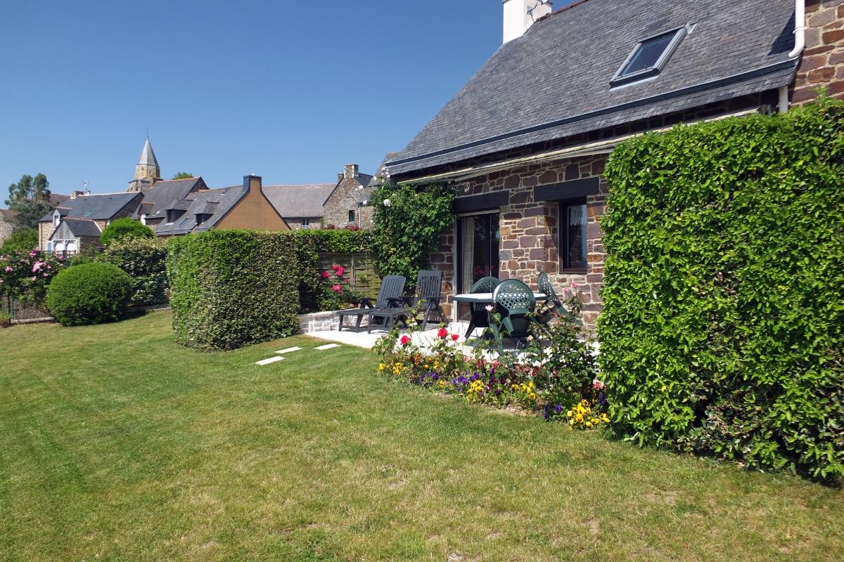 La maison au coeur de Saint-Suliac - Location de vacances - Saint-Suliac