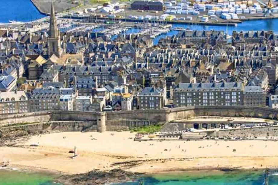Saint-Malo Intra-Muros Cité Corsaire - Location de vacances - Saint-Malo