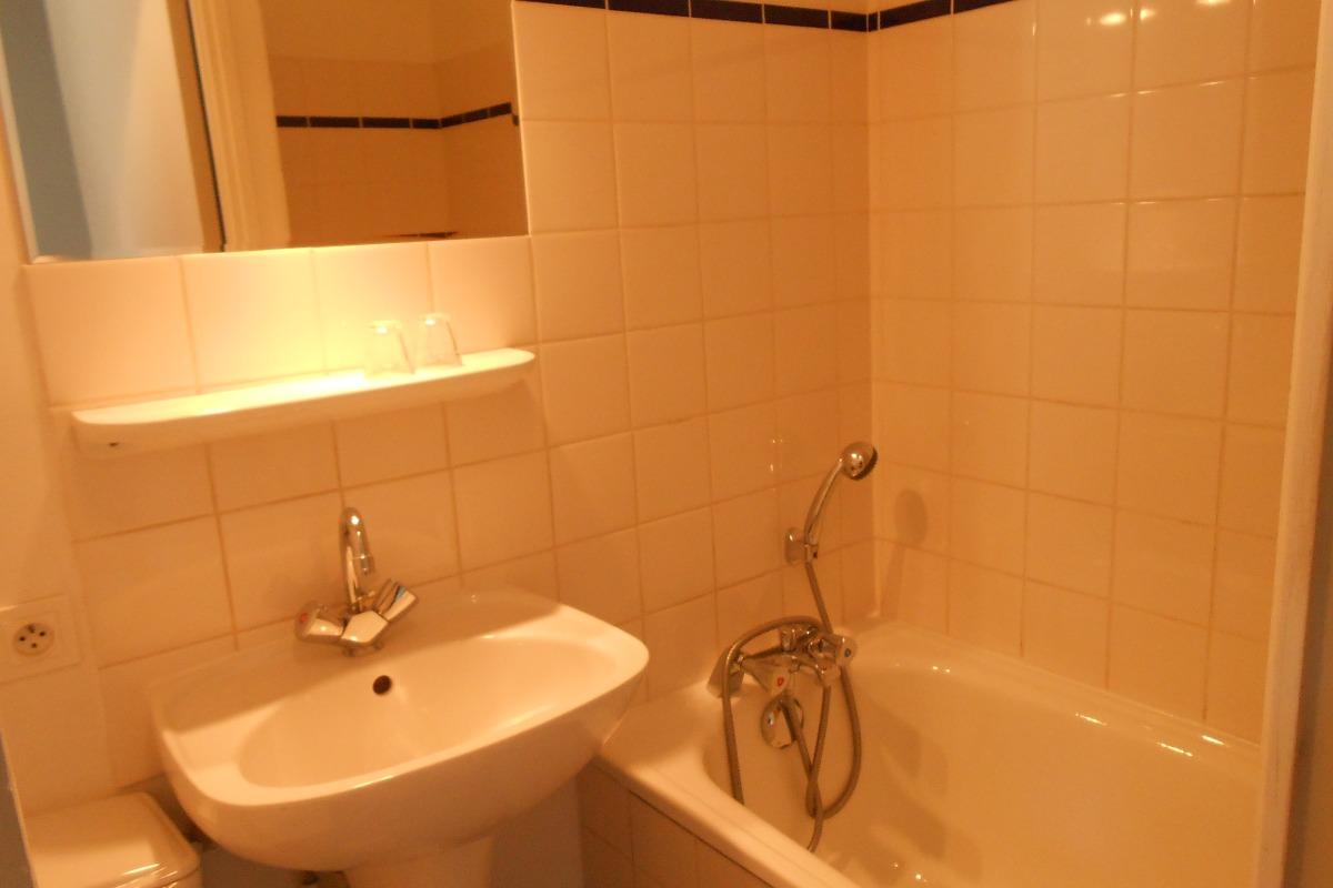 Salle de bain - Chambre d'hôtes - Saint-Suliac