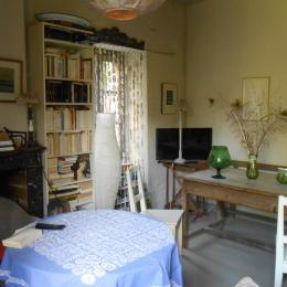 Espace détente - Chambre d'hôtes - Saint-Suliac