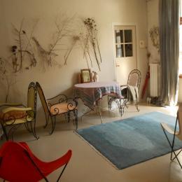 Espace petit déjeuner - Chambre d'hôtes - Saint-Suliac