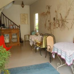 Espace petit-déjeuner - Chambre d'hôtes - Saint-Suliac