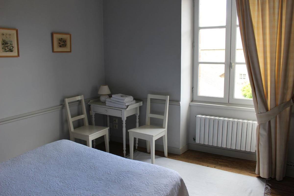 Son bureau - Chambre d'hôtes - Saint-Suliac
