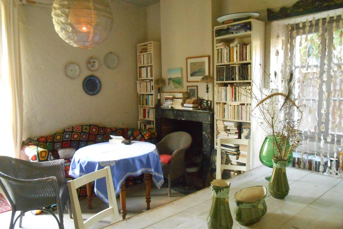 Espace de détente - Chambre d'hôtes - Saint-Suliac