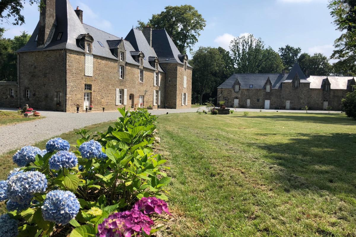 Le Château de la Croix Chemin - Chambre d'hôtes - Saint-Léger-des-Prés