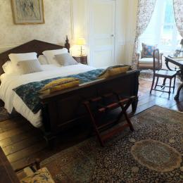 La chambre Rivière Chantegrue - Chambre d'hôtes - Saint-Léger-des-Prés