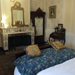 La chambre La Rivière Chantegrue - Chambre d'hôtes - Saint-Léger-des-Prés