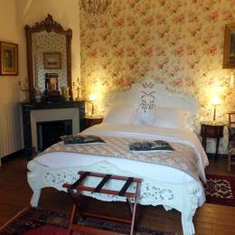 La chambre Guéhenneuc  - Chambre d'hôtes - Saint-Léger-des-Prés