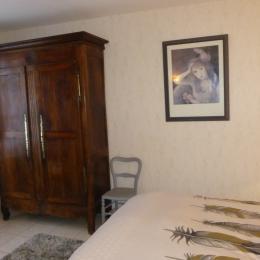 autre vue de la chambre - Location de vacances - Saint-Lunaire