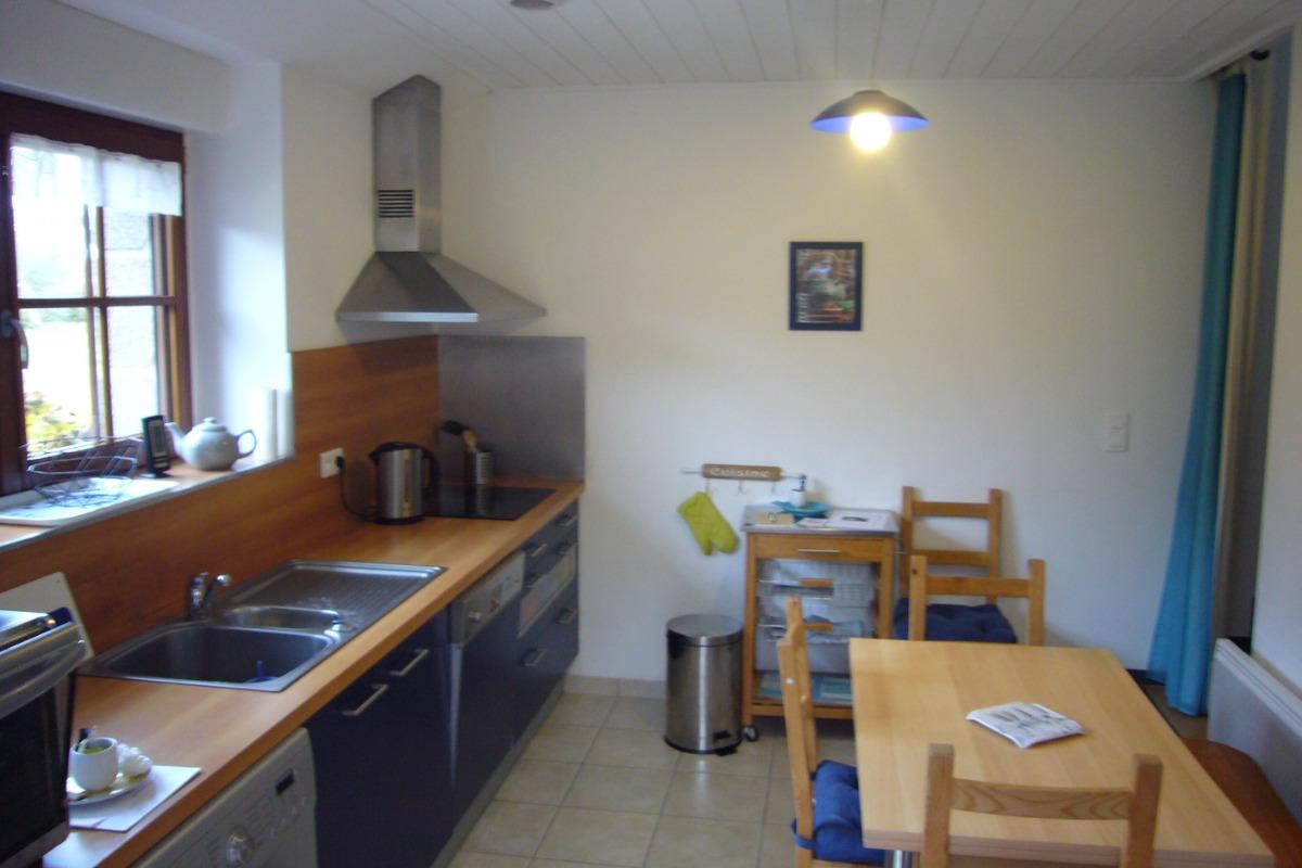 Cuisine - Location de vacances - Saint-Coulomb