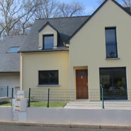 Maison avec espaces modulables au choix - Location de vacances - Cancale