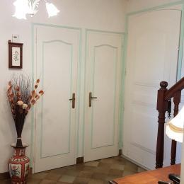 L'entrée de la maison - Chambre d'hôtes - Dol-de-Bretagne