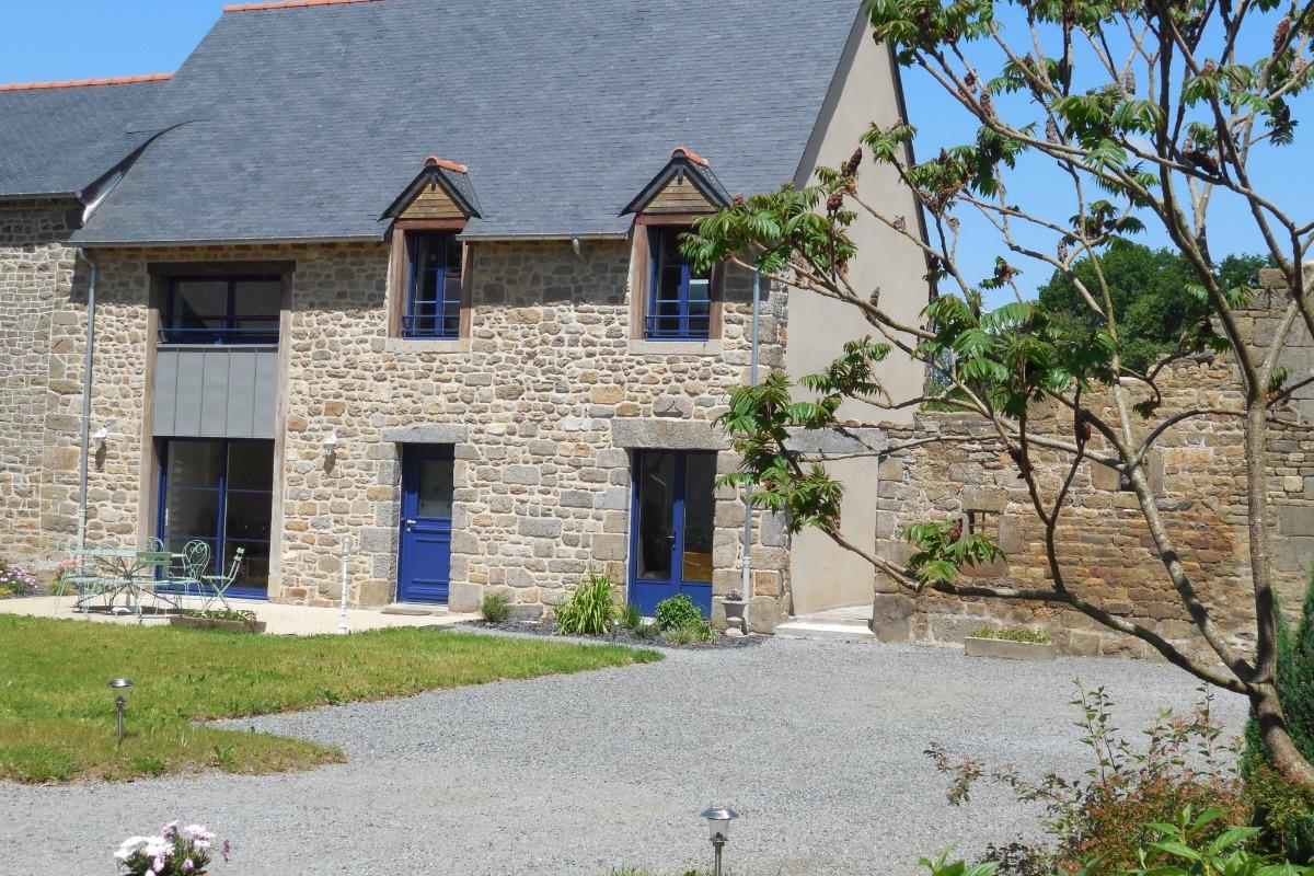 Le gîte La Ferme d'Alcide entièrement rénové en 2019 - Location de vacances - Québriac