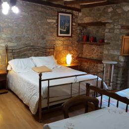 Chambre 1 pour 4 personnes - Location de vacances - Saint-Malo