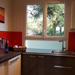 La 1ère chambre indépendante (lit 160cm) - Location de vacances - Saint-Malo