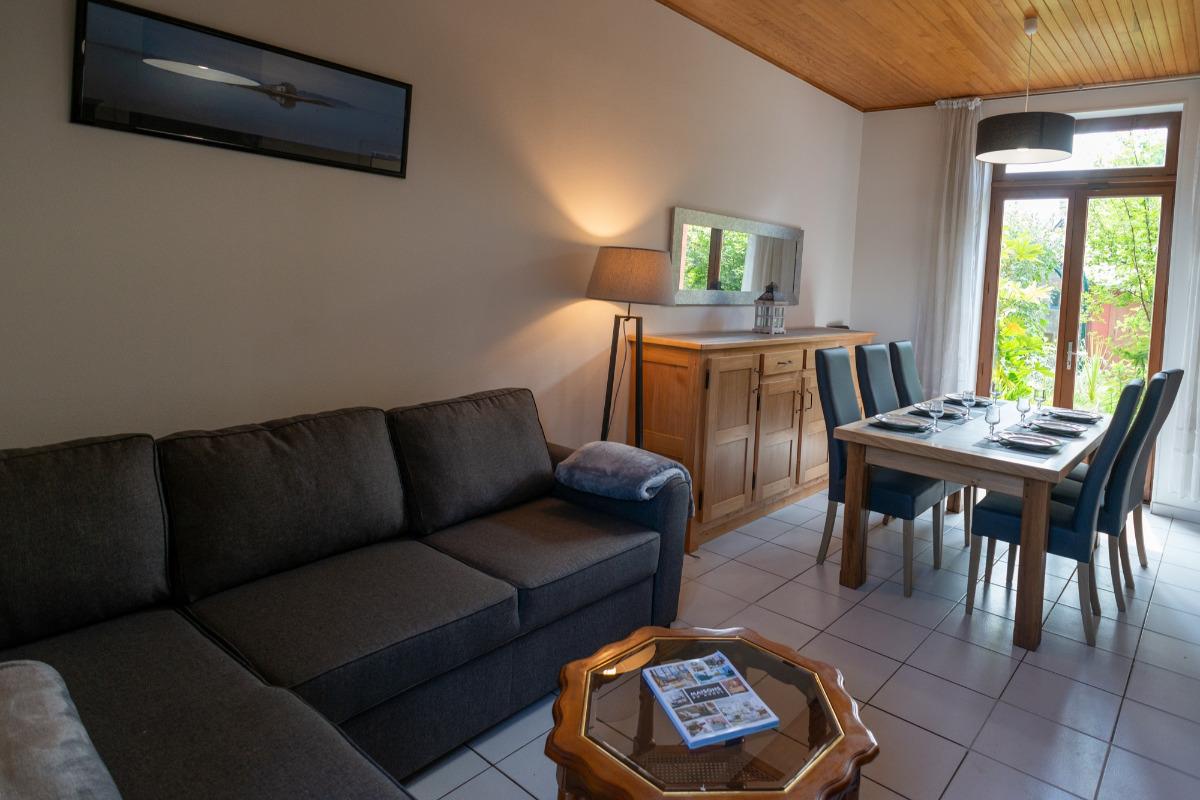 Alon et salle à manger. Les Montbretias. - Location de vacances - Saint-Malo