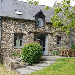 Le cellier d'Halouze - Location de vacances - Dol-de-Bretagne