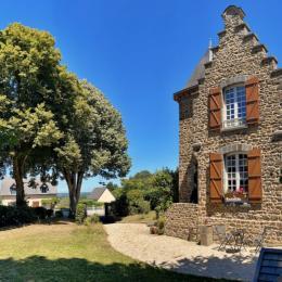 Villa La Côte du Chat - Location de vacances - Hédé - BAZOUGES