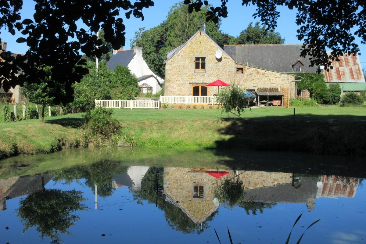 Gîte La Grange - Location de vacances - Noyal-sous-Bazouges