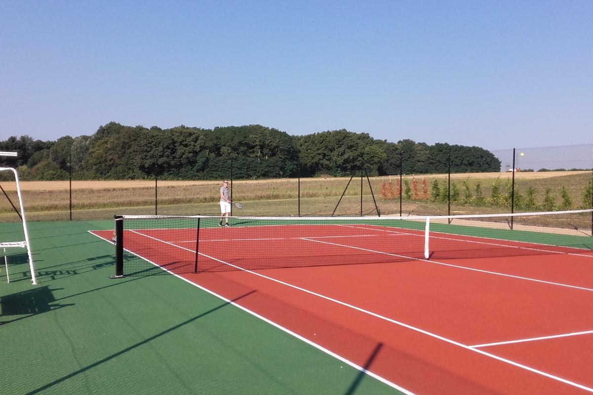 Tennis - Location de vacances - Varennes-sur-Fouzon