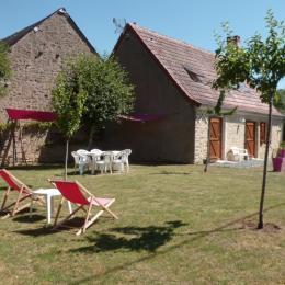 Gîte et Jardin Côté Sud - Location de vacances - Bouesse