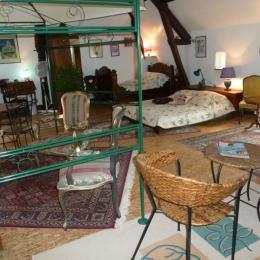 - Chambre d'hôtes - La Berthenoux
