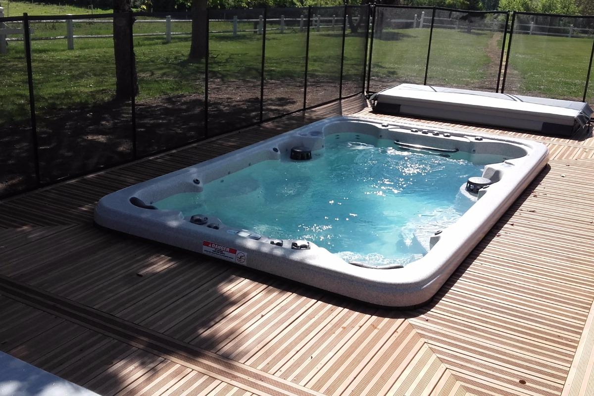 le spa - Location de vacances - Varennes-sur-Fouzon