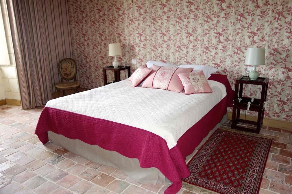 chambre JOUY - Chambre d'hôtes - Saint-Michel-en-Brenne